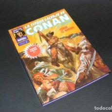 Cómics: SUPER CONAN Nº5 - SERIE ORO - 2ª EDICIÓN - LA ESPADA SALVAJE DE CONAN EL BÁRBARO.. Lote 252577695