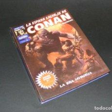 Cómics: SUPER CONAN Nº6 - SERIE ORO - 2ª EDICIÓN - LA ESPADA SALVAJE DE CONAN EL BÁRBARO.. Lote 252577720