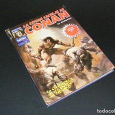 Cómics: SUPER CONAN Nº8 - SERIE ORO - 2ª EDICIÓN - LA ESPADA SALVAJE DE CONAN EL BÁRBARO.. Lote 252577750