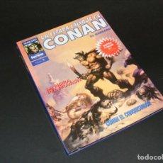Cómics: SUPER CONAN Nº9 - SERIE ORO - 2ª EDICIÓN - LA ESPADA SALVAJE DE CONAN EL BÁRBARO.. Lote 252577790