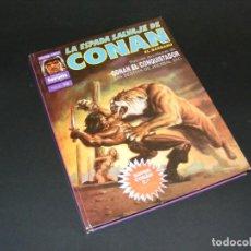 Cómics: SUPER CONAN Nº10 - SERIE ORO - 2ª EDICIÓN - LA ESPADA SALVAJE DE CONAN EL BÁRBARO.. Lote 252577820