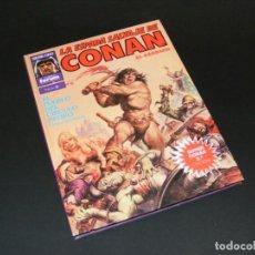 Cómics: SUPER CONAN Nº11 - SERIE ORO - 2ª EDICIÓN - LA ESPADA SALVAJE DE CONAN EL BÁRBARO.. Lote 252577920