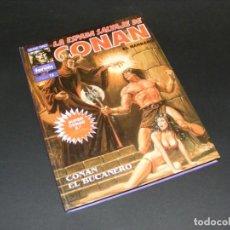 Cómics: SUPER CONAN Nº12 - SERIE ORO - 2ª EDICIÓN - LA ESPADA SALVAJE DE CONAN EL BÁRBARO.. Lote 252577950