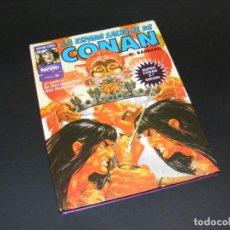Cómics: SUPER CONAN Nº14 - SERIE ORO - 2ª EDICIÓN - LA ESPADA SALVAJE DE CONAN EL BÁRBARO.. Lote 252577980