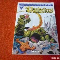 Cómics: LOS 4 FANTASTICOS Nº 01 BIBLIOTECA MARVEL ( STAN LEE KIRBY ) ¡BUEN ESTADO! FORUM. Lote 252896720