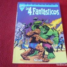 Cómics: LOS 4 FANTASTICOS Nº 1 BIBLIOTECA MARVEL ( STAN LEE KIRBY ) ¡MUY BUEN ESTADO! FORUM. Lote 252896875