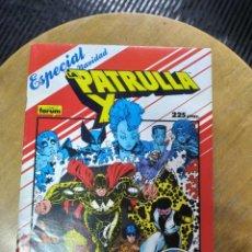 Comics : PATRULLA X VOL 1 LOTE DE 8 ESPECIALES (FORUM). Lote 252932870