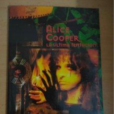 Cómics: ALICE COOPER, LA ÚLTIMA TENTACIÓN (NEIL GAIMAN - MICHAEL ZULLI) MINISERIE COMPLETA. Lote 252933530