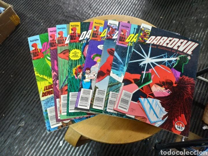 DAREDEVIL VOL 2, LOTE DE 8N° (FORUM) (Tebeos y Comics - Forum - Daredevil)