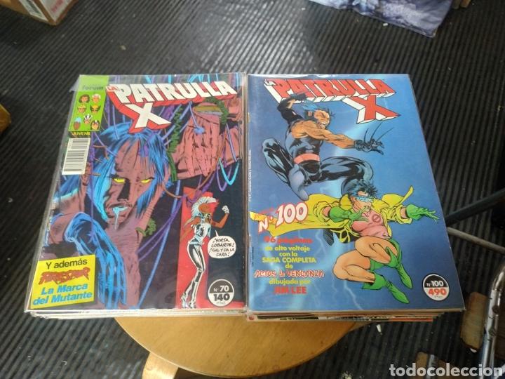 LA PATRULLA X VOL 1 LOTE 61N° DEL 39 AL 100 (FORUM) (Tebeos y Comics - Forum - Patrulla X)