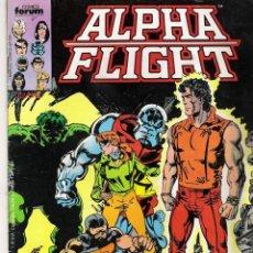 Cómics: ALPHA FLGHT 27. Lote 253068455