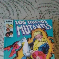 Cómics: COMIC ANTIGUO LOS NUEVOS MUTANTES NUMERO 41 COMICS FORUM. Lote 253258445