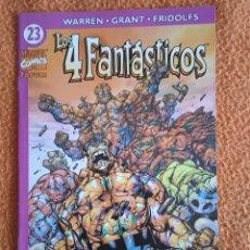 Cómics: 4 FANTÁSTICOS 23 VOL 4 FORUM. Lote 253296235