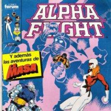 Cómics: ALPHA FLGHT 31. Lote 253412325
