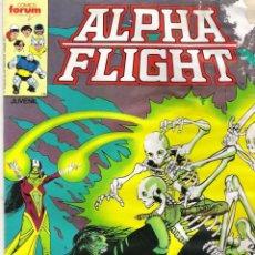 Cómics: ALPHA FLIGHT 34. Lote 253412470