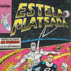 Cómics: ESTELA PLATEADA VOL. 1 Nº 11 - FORUM - MUY BUEN ESTADO. Lote 253515415