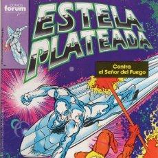 Cómics: ESTELA PLATEADA VOL. 1 Nº 14 - FORUM - MUY BUEN ESTADO. Lote 253516100