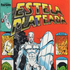 Cómics: ESTELA PLATEADA VOL. 1 Nº 15 - FORUM - MUY BUEN ESTADO. Lote 253516840