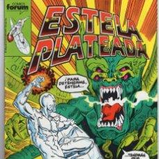 Cómics: ESTELA PLATEADA VOL. 1 Nº 17 - FORUM - MUY BUEN ESTADO. Lote 253518445