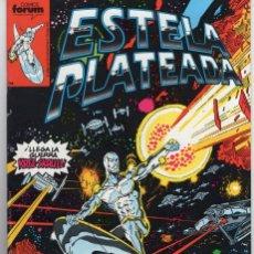 Cómics: ESTELA PLATEADA VOL. 1 Nº 18 - FORUM - MUY BUEN ESTADO. Lote 253519280