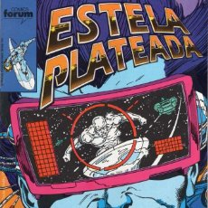 Cómics: ESTELA PLATEADA VOL. 1 Nº 19 - FORUM - IMPECABLE. Lote 253521200