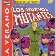 Cómics: LOS NUEVOS MUTANTES EXTRA VERANO 1991 - FORUM - ESTADO EXCELENTE. Lote 253524665