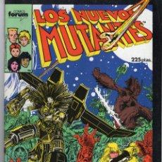 Comics : LOS NUEVOS MUTANTES ESPECIAL VERANO 1987 - FORUM - ESTADO EXCELENTE. Lote 253526640