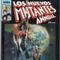 Cómics: LOS NUEVOS MUTANTES ESPECIAL PRIMAVERA 1987 - FORUM - ESTADO EXCELENTE. Lote 253527005