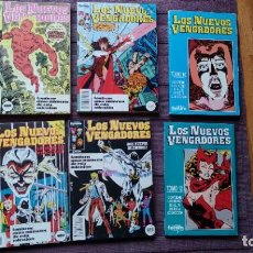 Cómics: NUEVOS VENGADORES. 6 RETAPADOS (FÓRUM). BUEN ESTADO. Lote 253530205