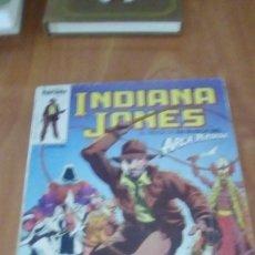 Cómics: INDIANA JONES RETAPADO CON LOS NUMEROS 1 A 5. Lote 253534890
