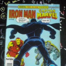 Cómics: FORUM - IRON MAN VOL.1 NUM. 43 MARVEL TWO-IN-ONE. Lote 253681490