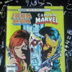 Cómics: FORUM - IRON MAN VOL.1 NUM. 47 MARVEL TWO-IN-ONE. Lote 253682090
