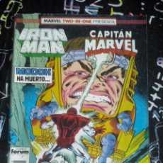 Cómics: FORUM - IRON MAN VOL.1 NUM. 48 MARVEL TWO-IN-ONE. Lote 253682610