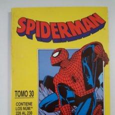 Cómics: RETAPADO SPIDERMAN TOMO 30 - CONTIENE NÚMEROS 226 AL 230 - MARVEL FORUM. Lote 253696345
