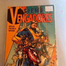 Cómics: FORUM SIEMPRE VENGADORES NUMERO 15 BUEN ESTADO. Lote 253718735