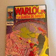 Cómics: FORUM WARLOCK Y LA GUARDIA DEL INFINITO NUMERO 6 BUEN ESTADO. Lote 253724720