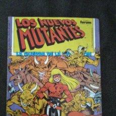 Cómics: LOS NUEVOS MUTANTES 43. Lote 253778415
