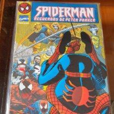 Comics: SPIDERMAN RECUERDOS DE PETER PARKER. Lote 253806400