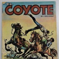 Cómics: EL COYOTE Nº 12 - COMICS FORUM. Lote 253844920