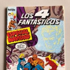 Cómics: LOS 4 FANTÁSTICOS CÓMICS FÓRUM NÚMERO 36. Lote 253860245