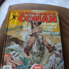 Fumetti: LA ESPADA SALVAJE DE CONAN SERIE ORO - SUPER CONAN - TOMO 5. Lote 253878705