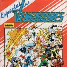 Cómics: LOS VENGADORES VOL. 1 ESPECIAL NAVIDAD 1987 - FORUM. Lote 253961405