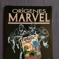 Cómics: ORIGENES MARVEL VOL. 1 # 1 - FANTASTIC FOUR / LOS 4 FANTASTICOS (FORUM) - 1991. Lote 253982580