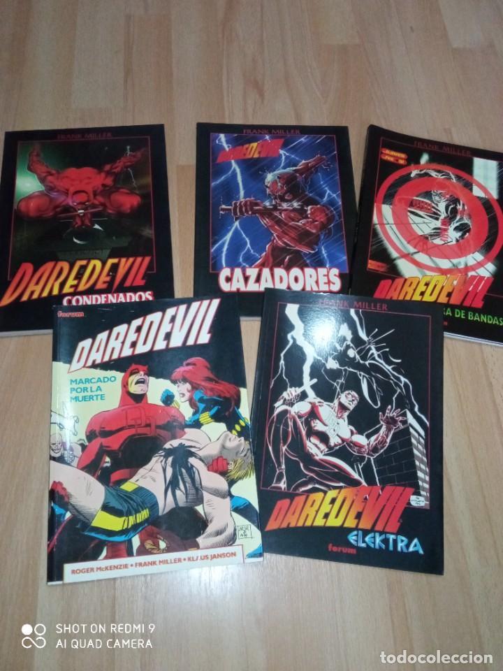 'DAREDEVIL' DE FRANK MILLER (Tebeos y Comics - Forum - Daredevil)
