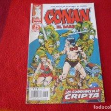 Cómics: CONAN EL BARBARO 2ª EDICION Nº 8 ( ROY THOMAS BARRY SMITH ) MARVEL FORUM. Lote 254026740