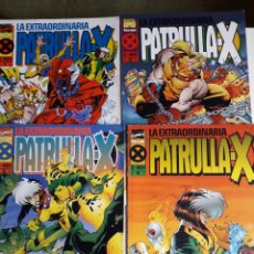 Cómics: LA EXTRAORDINARIA PATRULLA X. 4 NUM. ¡COMPLETA! ERA DE APOCALIPSIS. Lote 254056160
