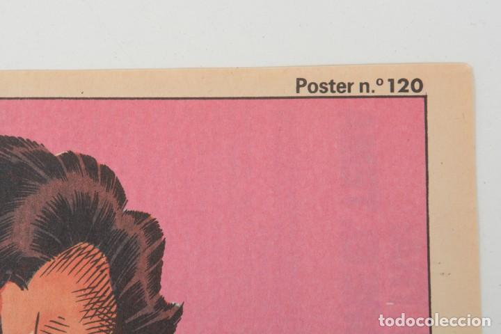 Cómics: Poster vintage de Coleccionable Forum 1989 Capitán América superheroes de Marvel - Foto 3 - 254085285