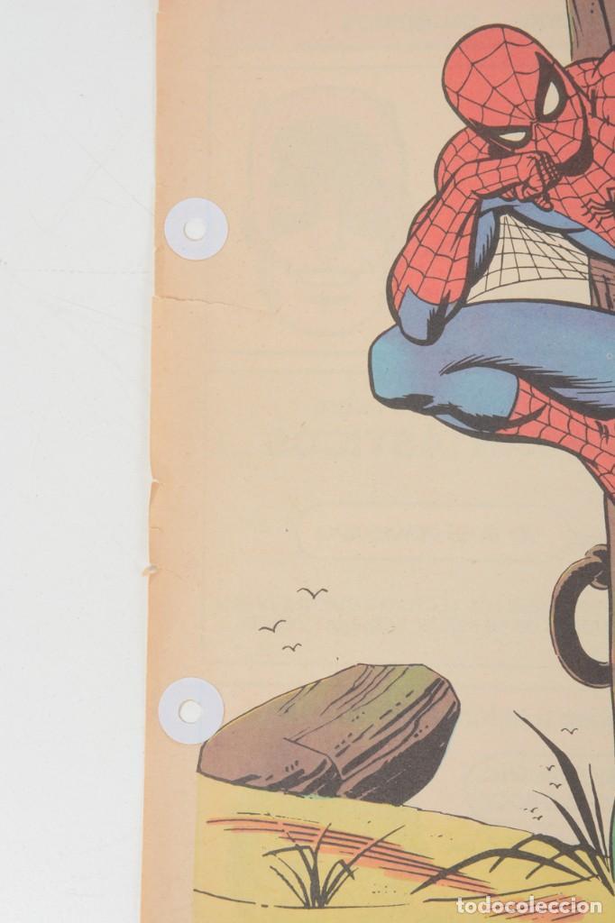 Cómics: Poster De los comics Forum de Spiderman por John Romita - Foto 2 - 254085755