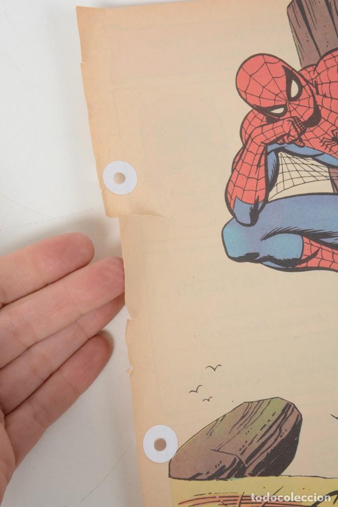 Cómics: Poster De los comics Forum de Spiderman por John Romita - Foto 3 - 254085755