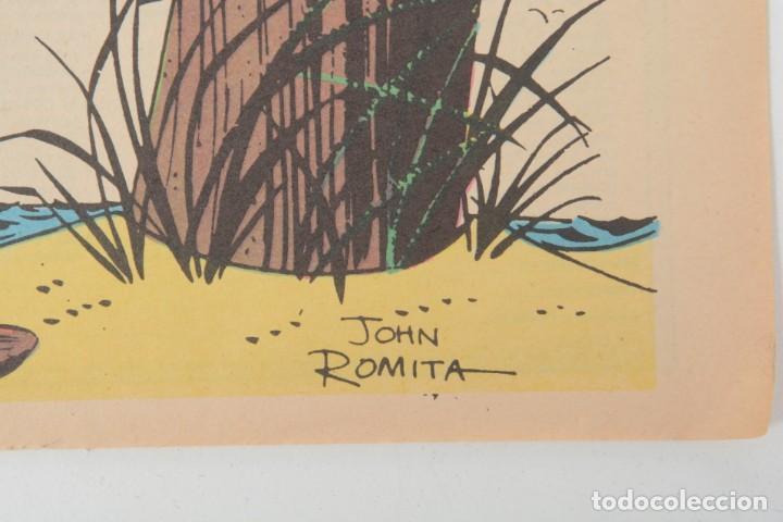Cómics: Poster De los comics Forum de Spiderman por John Romita - Foto 4 - 254085755